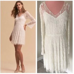 Anthropologie BHLDN Lara Channing Dress NWOT
